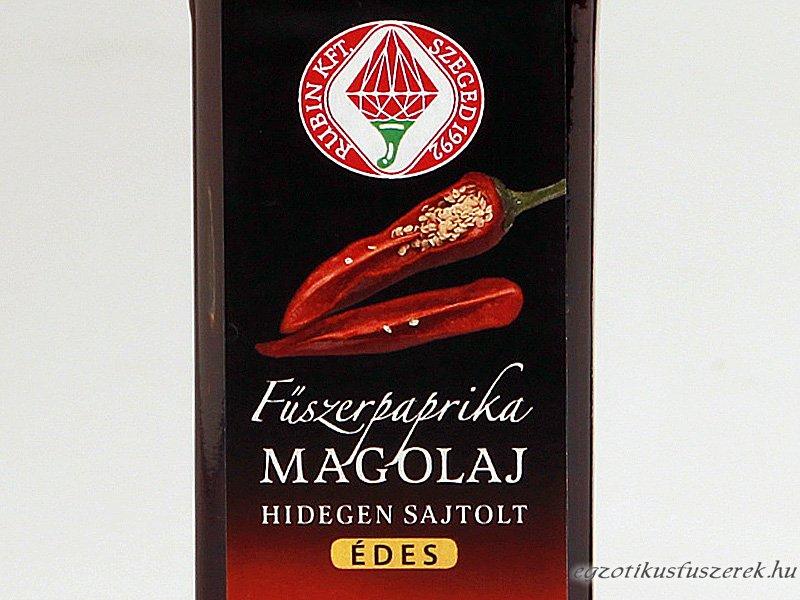 Paprika Magolaj, Hidegen Sajtolt, Édes