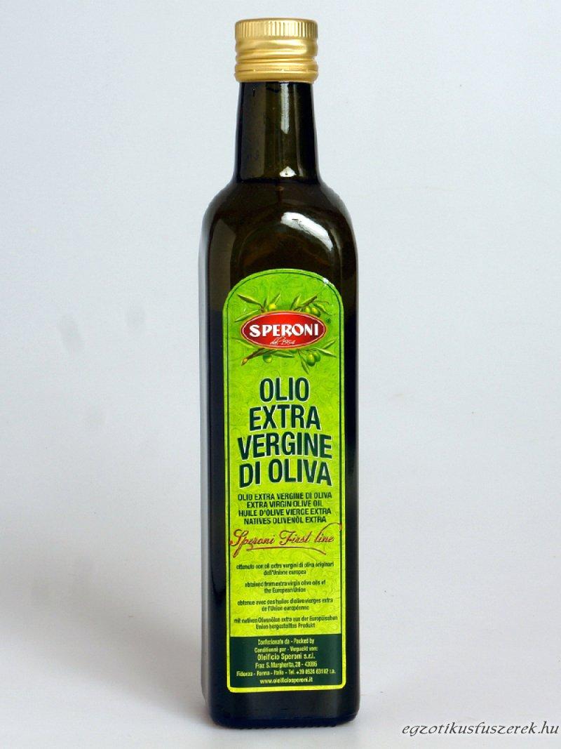 Olívaolaj, Extra Szűz, Olasz, 500 ml