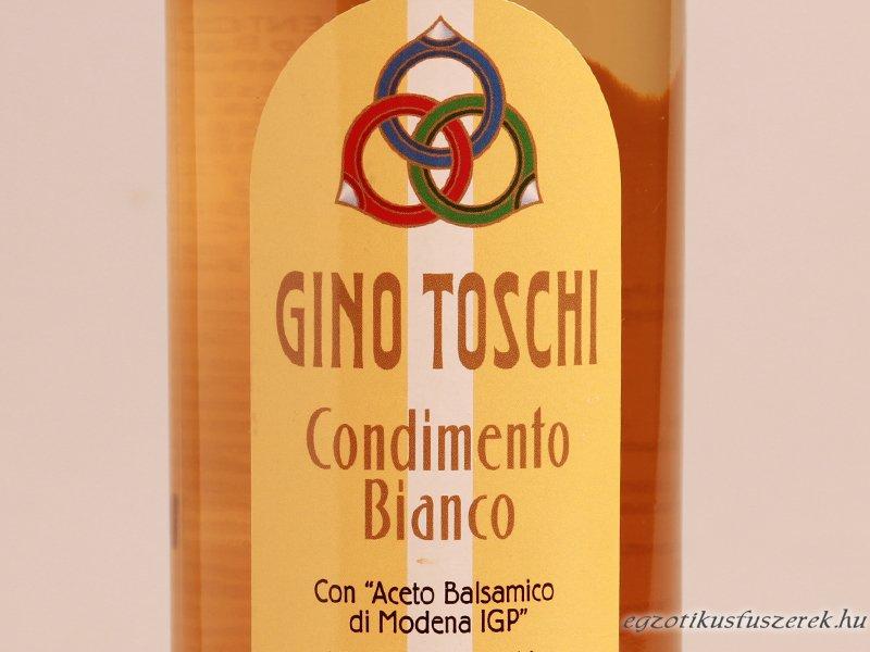 Balzsamecet, fehér - Olasz 500 ml