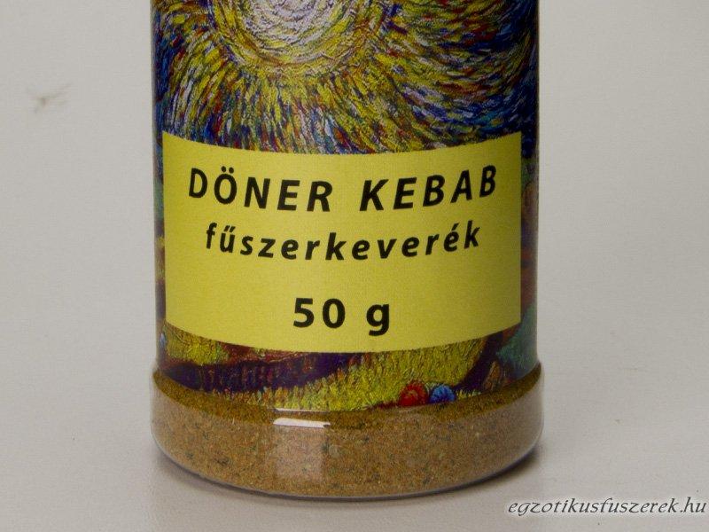Döner Kebab Fűszerpác Fűszerszóróban