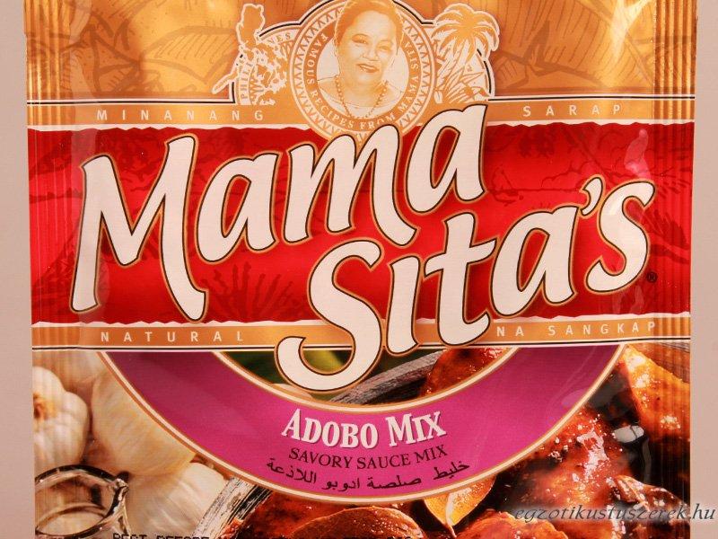 Adobo Szósz Mix - Fülöp-szigeteki
