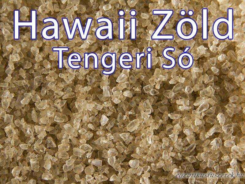 Hawaii Zöld Ohe Tengeri Só