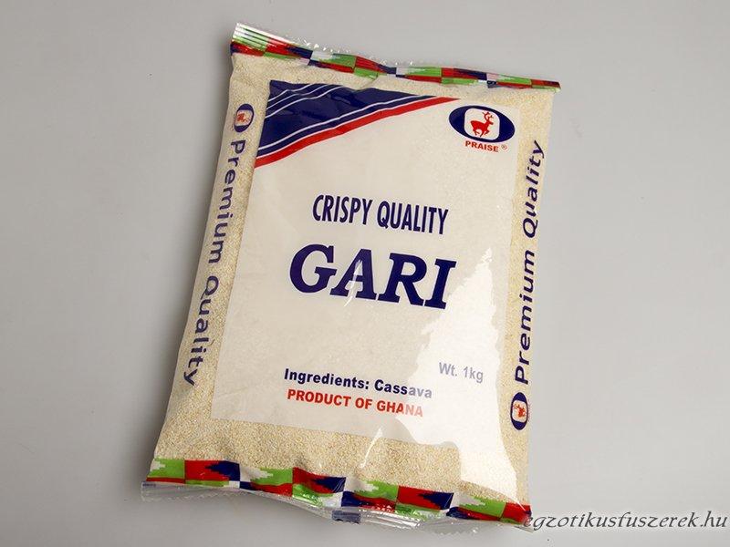 Cassava, Gari, Manióka Dara