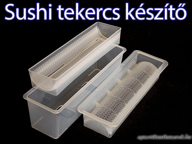 Sushi tekercs készítő - Vastag Maki tekercsnek