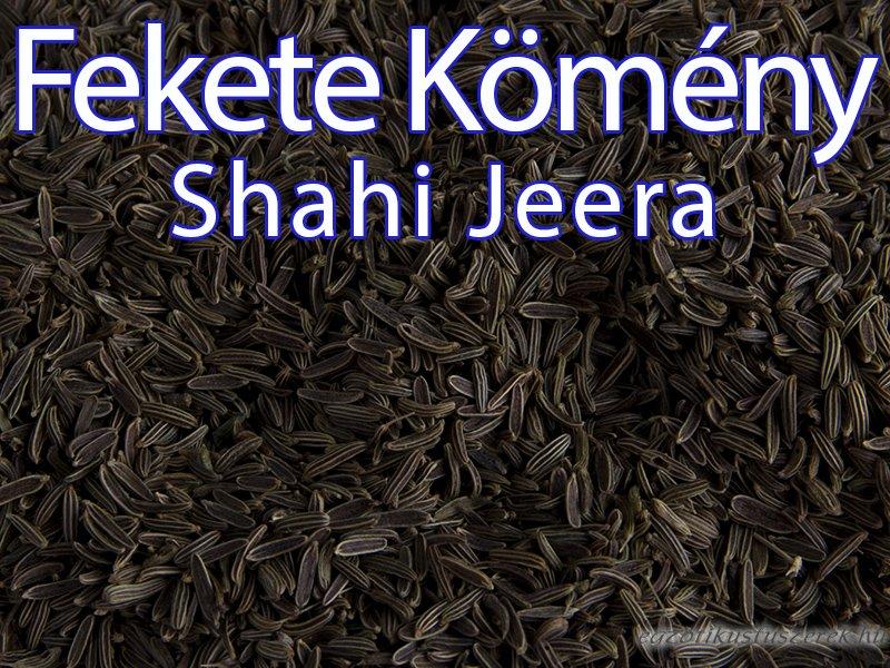 Fekete Kömény - Shahi Jeera 50g