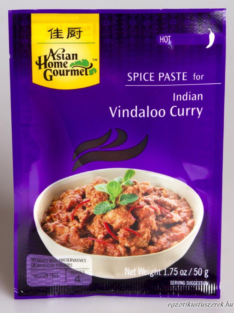 Vindaloo Curry Fűszerpaszta AHG