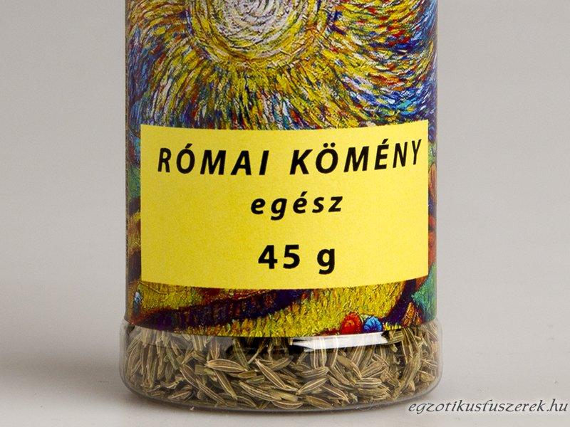 Római kömény - egész, Fűszerszóróban 45g