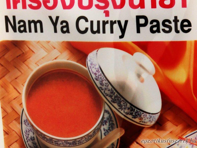 Nam Ya Curry, Fűszerkrém halakhoz, Lobo
