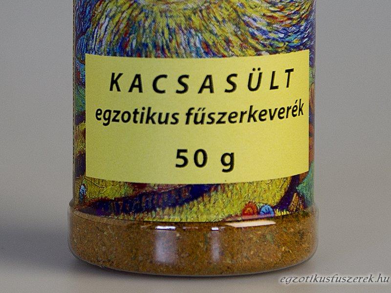 Kacsasült Egzotikus Fűszerkeverék Fűszerszóróban
