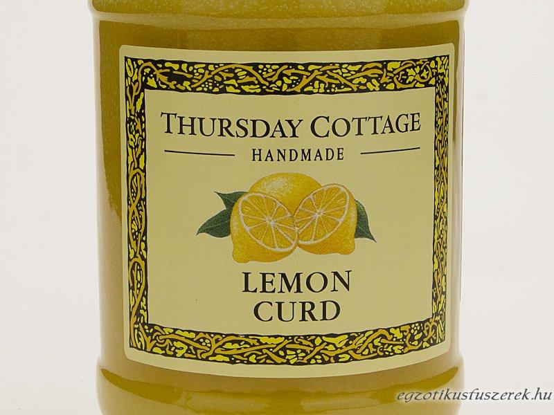 Lemon Curd - az Angol Citromkrém