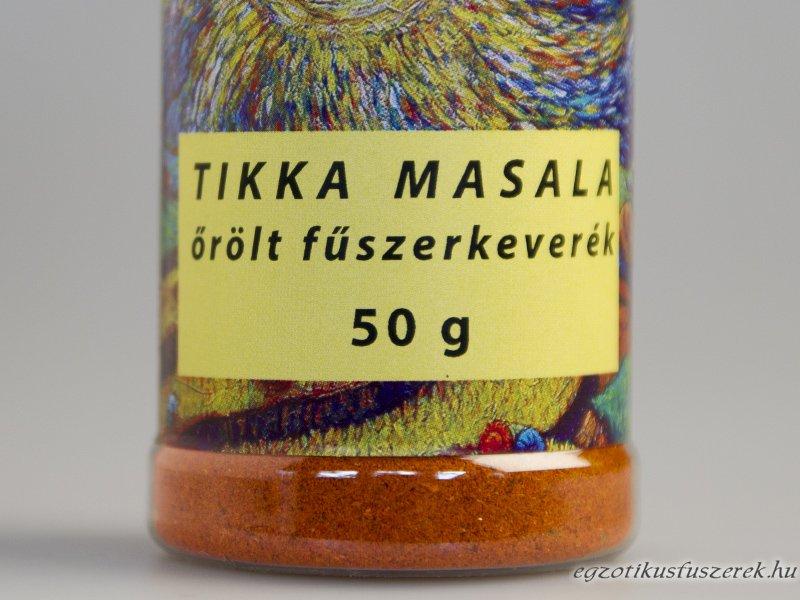 Tikka Masala Fűszerkeverék - Fűszerszóróban 50g