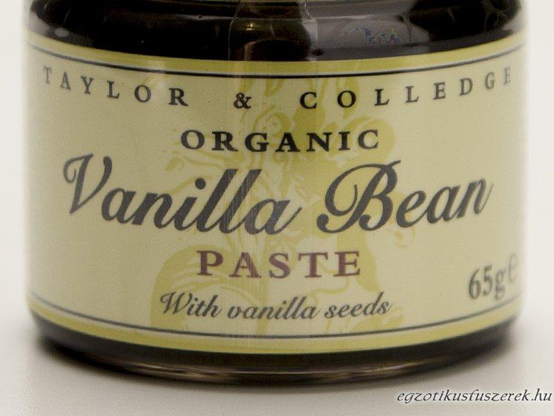 Vanília Paszta magokkal, Bio - Organikus 65g