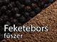 Feketebors